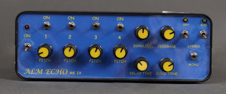Alm Echo MK IV USED. Very good condition with PSU.
