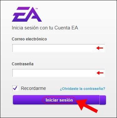 Abrir mi cuenta Electronic Arts - 571