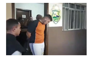 Eduardo Henrique  acuado pelo assassinato do jogador Daniel é preso por tráfico de drogas