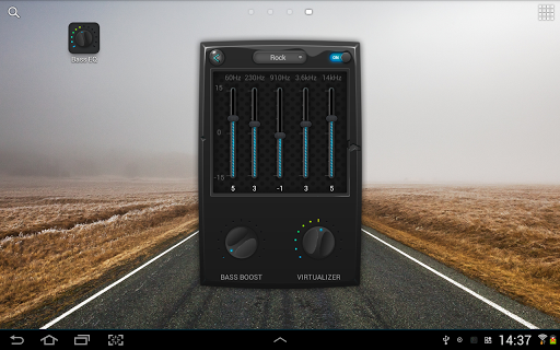 Equalizer & Bass Booster Pro APK + DATA