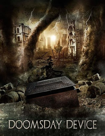 Poster Of Doomsday Device In Dual Audio Hindi English 300MB Compressed Small Size Pc Movie Free Download Only At worldfree4u.com