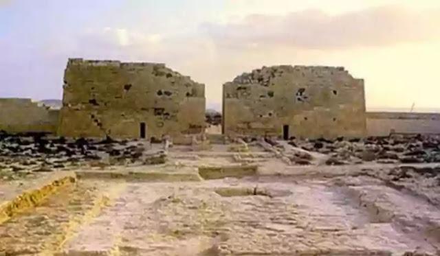 The Tomb of Antony and Cleopatra