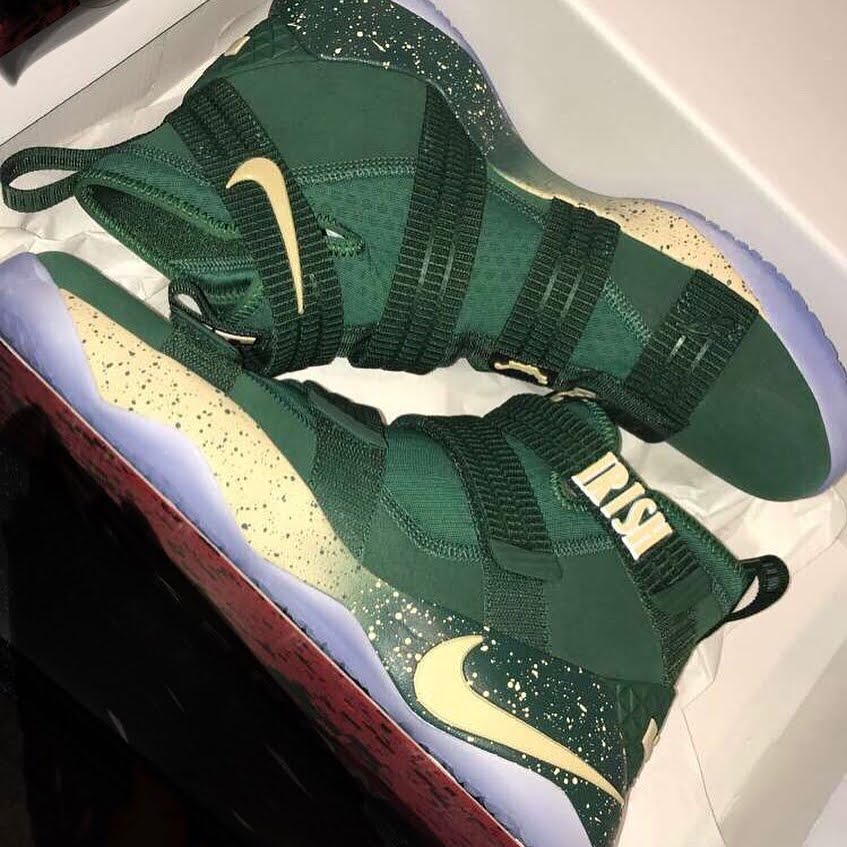 c1a253d9134 First Look at Nike LeBron Soldier 11 SVSM PEs ...