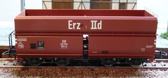 Roco 67789: OOtz43 zelflossende wagen