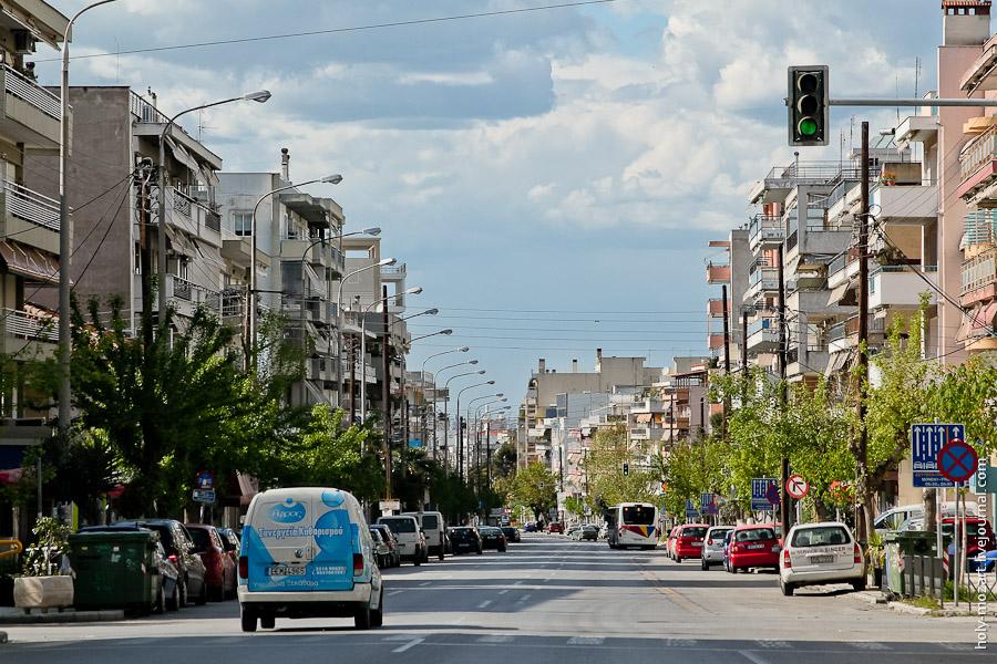 Греция, Салоники