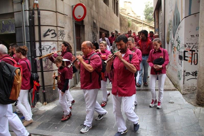 Actuació 20è Aniversari Castellers de Lleida Paeria 11-04-15 - IMG_8803.jpg