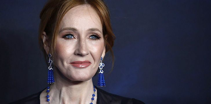 5 Enchanting Facts About J.K. Rowling