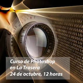 Curso de Photoshop en La Trasera