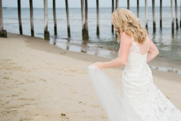 Virginia Beach Bridal Anniversary Session by Caitlin Gerres ...