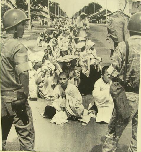 Các cuộc biểu tình bị đàn áp khốc liệt ngày 17.7.1963