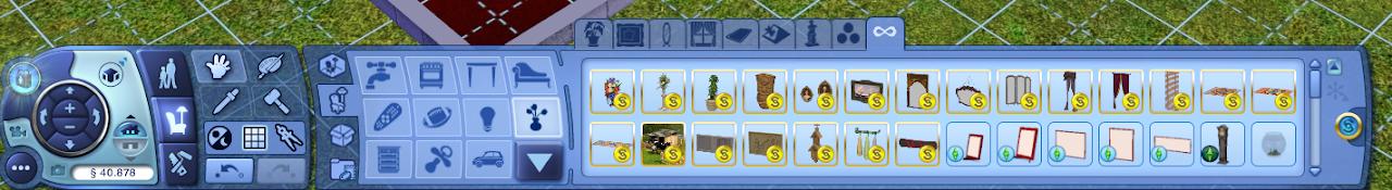 Sims 3 premiummateriaal los aanschaffen