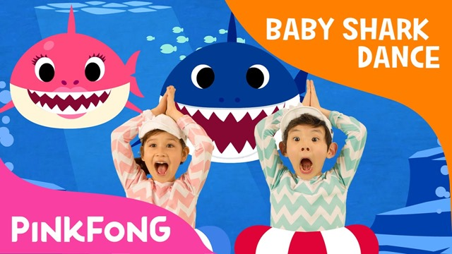 THE STORY BEHIND BABY SHARK DANCE CHALLENGE