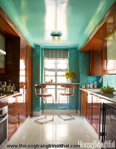 Những thiết kế thông minh cho nhà bếp nhỏ hẹp - <strong><em>Thiết kế nội thất</em></strong>-8