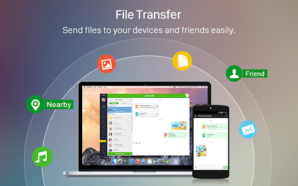 AirDroid: File & Notifications Screenshot 2