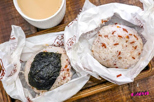 特別的茶館早餐店~紅茶葉滷蛋飯糰好吃!鮮奶茶超好喝(從心茶館)