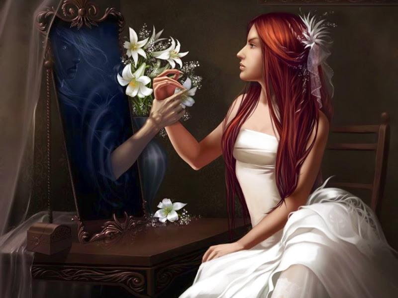 Magic Mirro And Beauty, Magic Beauties 1