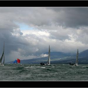 Swiss Open 5o5 Neuchatel 2011