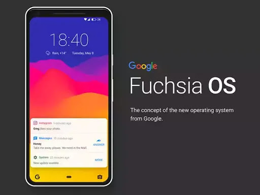 How Google Plans On Replacing Android With Fuschia OS Soon 10