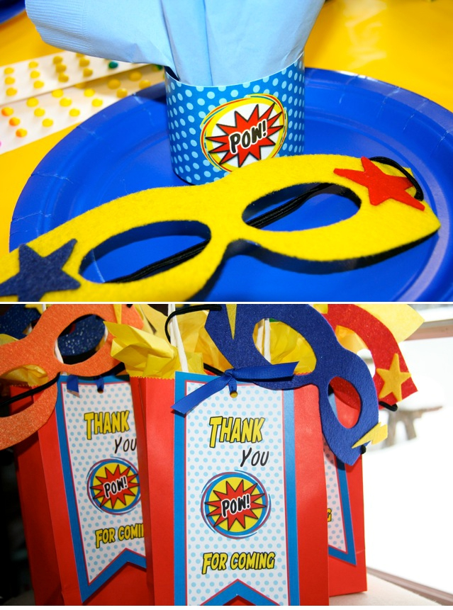 Kid's Birthday Party Ideas Fit For A Superhero! - Party Supplies