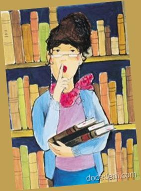 bibliotecária1