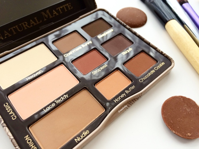 Top matte eyeshadow palette best favourite