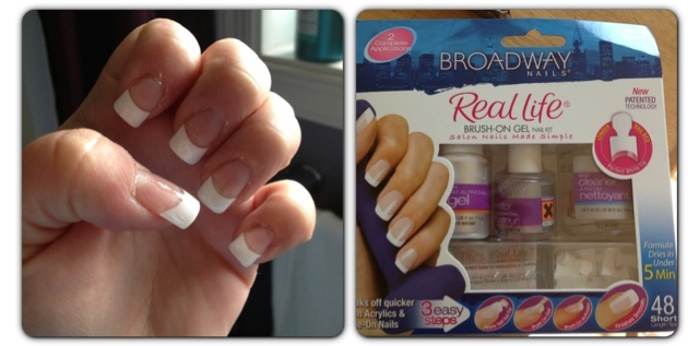 Broadway Nails at home gel nails