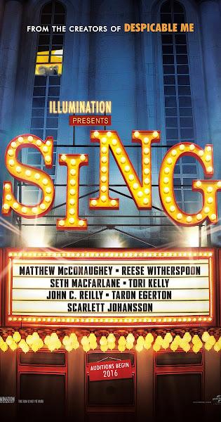 Sing - Đấu trường âm nhạc