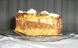 Torta od oraha, torte