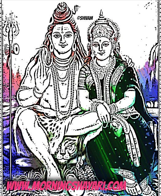 Shambhu Shakti Bhajan, Mahadev Parvati, Shankar Shayari,  Kailash, Nandi, Vasuki, Naag