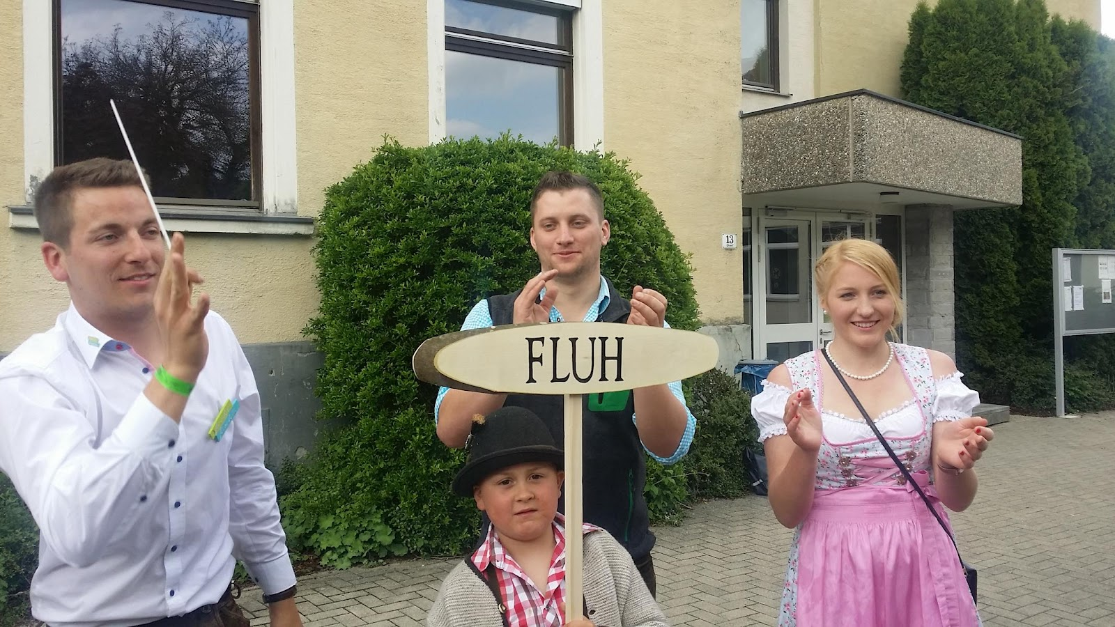Musikfest Hohenweiler am 15.05.2016