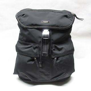Coach Nylon Backpack