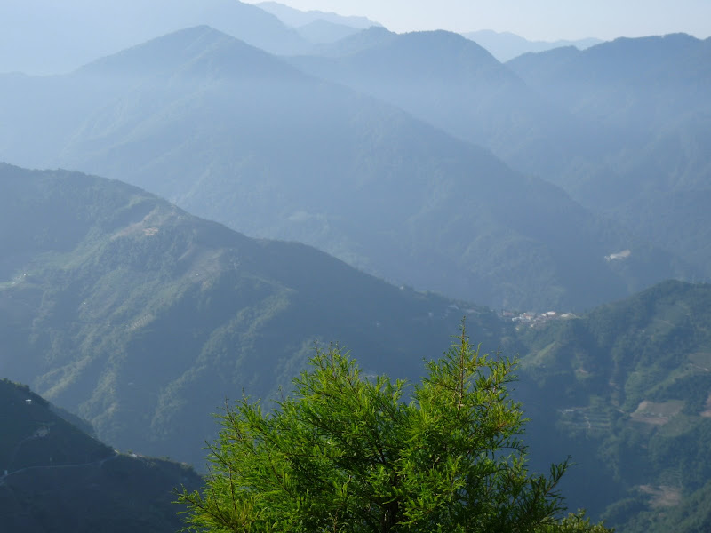 TAIWAN. Sun moon lake,Puli (région de Nantou) et retour à Taipei via Ylan - P1110166.JPG