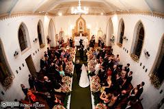 Foto 0824. Marcadores: 29/10/2010, Capela Santa Ignez, Casamento Fabiana e Guilherme, Igreja, Rio de Janeiro