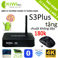 android tv box s3 plus