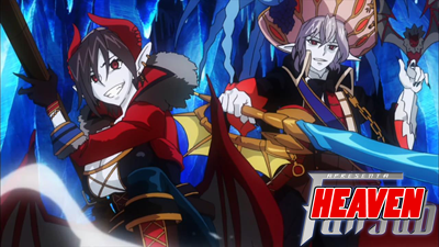 CardFight! Vanguard Legion Mate Hen - Ep 18