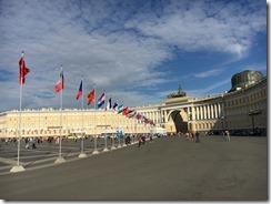 The Winter Palace, Saint-Petersburg