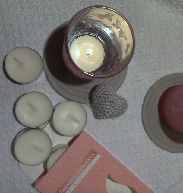 paradise moments, podgrzewacze, pachnące, zapach, recenzja świec, bispol