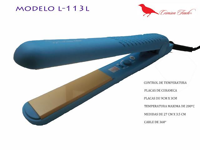 Alaciadora Modelo 113 L