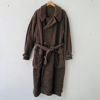 Giorgio Armani Alpaca-Blend Coat