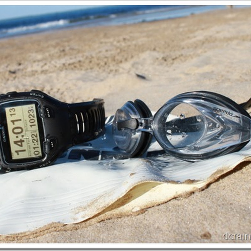 DC Rainmaker: A Triathlon Weekend Giveaway: Garmin FR910XT