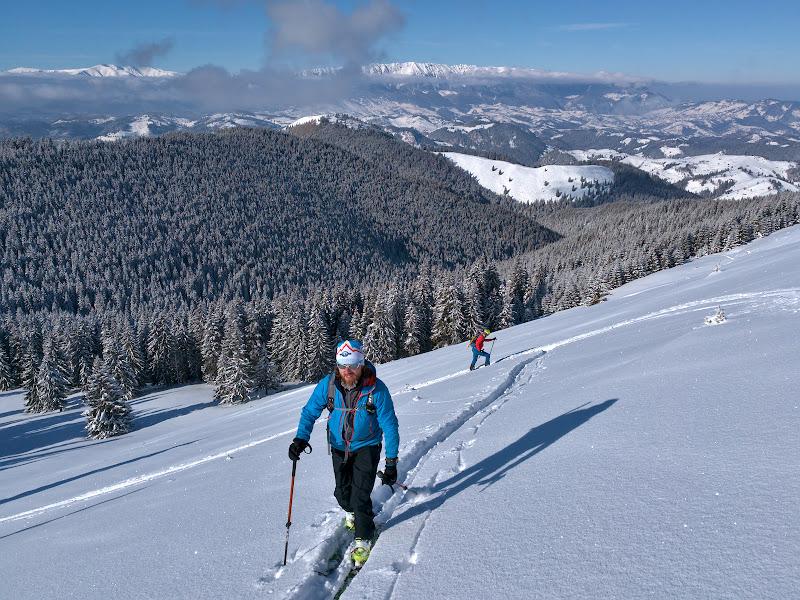 Climb, ski, repeat.