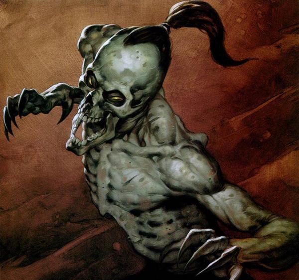 Mmm Must Die, Evil Creatures 2
