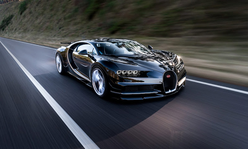 Bugatti Chiron – $2.5 Million (3)