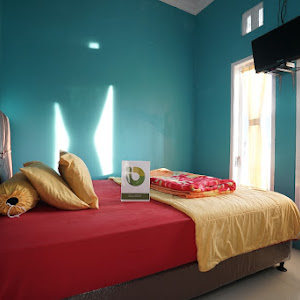 Cozy Single Bed Homestay Biru Kharisma