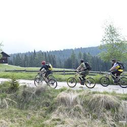 Karersee Singletrail Tour 01.06.17