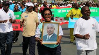 L'ONU redoute un «génocide» et de possibles «crimes contre l'humanité» au Burundi