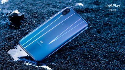 Xiaomi เปิดตัว xiaomi play สมาร์ทโฟนระดับเริ่มต้นดีไซน์สุดสวยในราคาประมาณ 5,200 บาท
