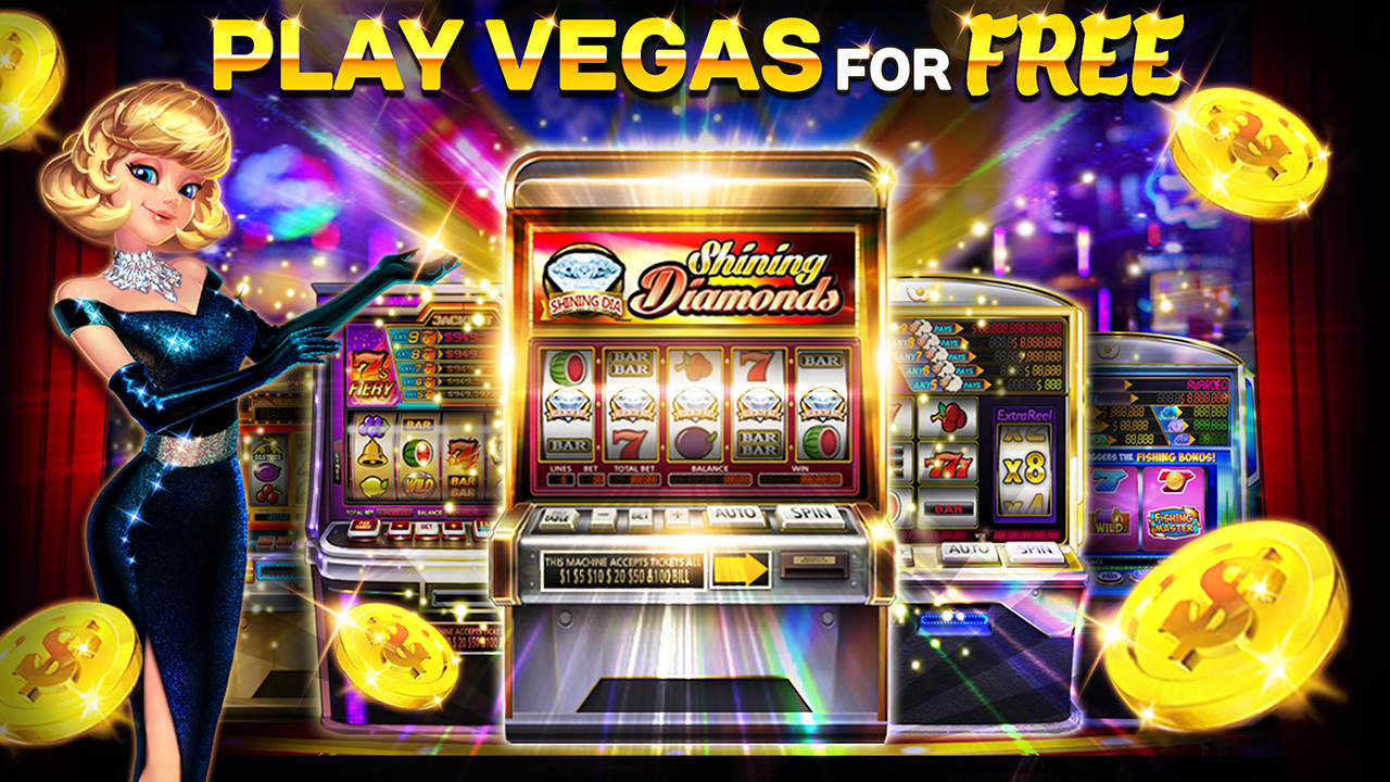 Vegas Cash Casino Games Slots Machine