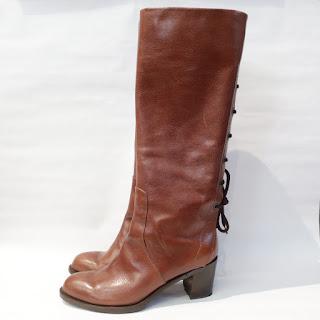 Derek Lam Lace-Up Boots