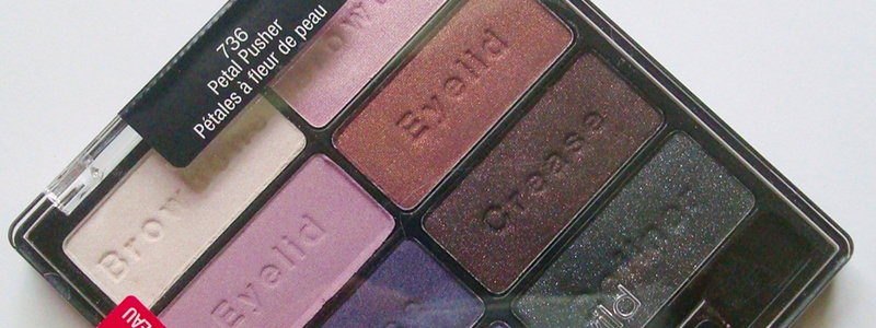 Wet n Wild Petal Pusher Palette - Review, Photos, Swatches